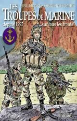 couverture de l'album Les Troupes de Marine 4, depuis 1995