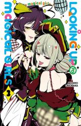 Looking up to Magical Girls Vol.3