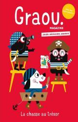 Magazine Graou n°27 - La Chasse au trésor