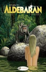 couverture de l'album Return to Aldebaran Vol. 3 - Episode 3  - 3