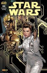 couverture de l'album Star Wars N°06  (Variant - Tirage limité)
