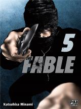 The Fable 5 The Fable T05 - The silent-killer is living in this town.