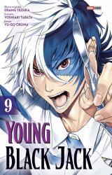 couverture de l'album Young Black Jack T09