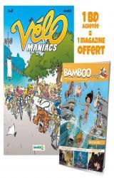 couverture de l'album - Avec Bamboo mag N° 73, juillet, août, septembre 2021