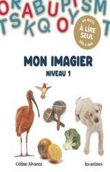 couverture de l'album Mon imagier  - Niveau 1