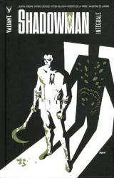 couverture de l'album Shadowman Intégrale