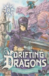 page album Drifting Dragons T.8