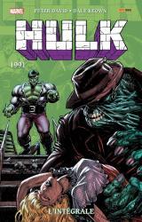 couverture de l'album Hulk: L'intégrale 1991 (T06 Nouvelle édition)