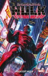 couverture de l'album Hulk est Hulk