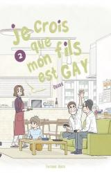 couverture de l'album Je crois que mon fils est gay - tome 2 - 02