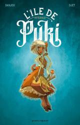 couverture de l'album L'Ile de Puki Intégrale