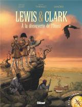 couverture de l'album Lewis & Clark  - A la découverte de l'Ouest