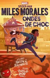 couverture de l'album Miles Morales  - Ondes de choc