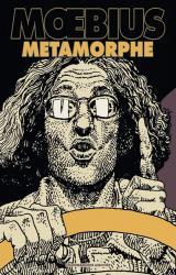 couverture de l'album Moebius métamorphe