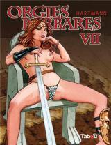 Orgies barbares - T.7