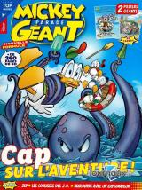 Mickey Parade Géant - T.383 Cap sur l'aventure!