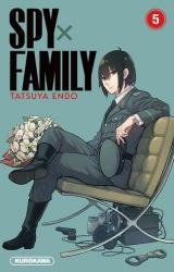 Spy X Family Spy x Family - tome 5 - 5