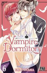 couverture de l'album Vampire Dormitory T06