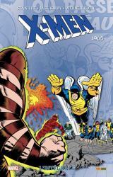 couverture de l'album X-Men: L'intégrale 1965 (T13 Nouvelle édition)