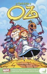 couverture de l'album Le merveilleux Magicien d'Oz