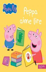 Peppa Pig Peppa aime lire
