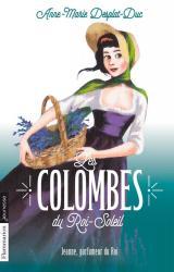 couverture de l'album Les Colombes du Roi-Soleil -11- Jeanne, parfumeur du Roi - 11