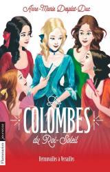 couverture de l'album Les Colombes du Roi-Soleil -14- Retrouvailles à Versailles - 14