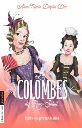 couverture de l'album Les Colombes du Roi-Soleil -12- Victoire et la princesse de Savoie - 12