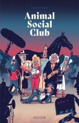 couverture de l'album Animal Social Club
