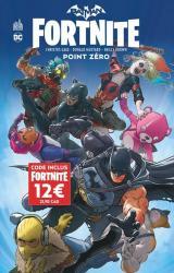 Batman Fortnite - Point Zéro