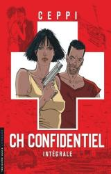 couverture de l'album CH Confidentiel Intégrale