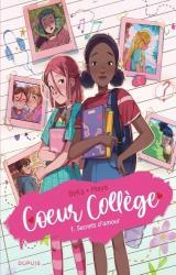 Coeur collège - T.1 Secrets d'amour