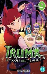 page album Iruma à l'école des démons T.9