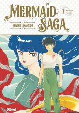 couverture de l'album MERMAID SAGA - ÉDITION ORIGINALE - TOME 01 - Mermaid Forest