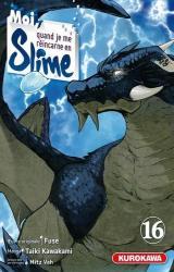 couverture de l'album Moi, quand je me réincarne en Slime - tome 16 - 16