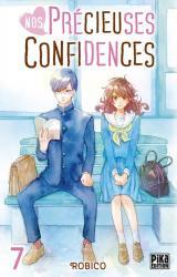 page album Nos précieuses confidences T.7
