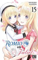 page album Romio vs Juliet T.15