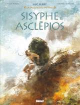 couverture de l'album Sisyphe & Asclépios