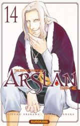 page album The Heroic Legend of Arslân T.14