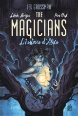 couverture de l'album The Magicians tome 1
