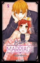 page album Black Marriage T.2
