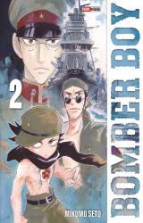couverture de l'album Bomber Boy T.2