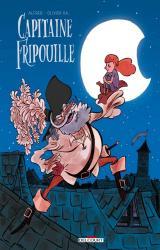 couverture de l'album Capitaine Fripouille