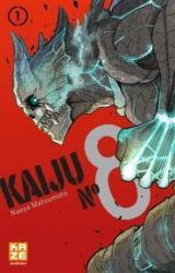 Le tome 1 de Kaiju n°8 bat des records de vente pour son lancement !