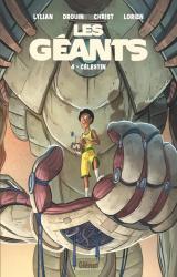 Les Géants - T.4 Célestin