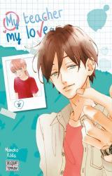 couverture de l'album My teacher, my love T08