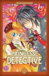 page album Princesse détective T.12
