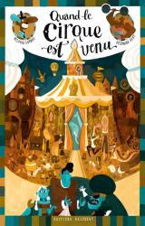 couverture de l'album Quand le cirque est venu