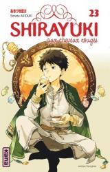 couverture de l'album Shirayuki aux cheveux rouges - Tome 23