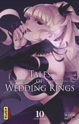 page album Tales of Wedding Rings T.10